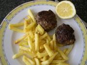Keftedakia – petites boulettes de viande hachée