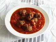 Soutzoukakia – boulettes en sauce