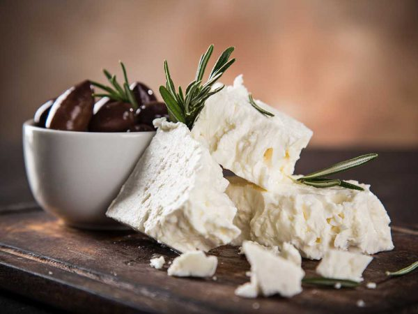 feta fromage grec