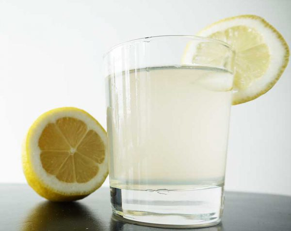 Limonade au citron - lemonada