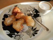 Loukoumades – petits beignets grecs