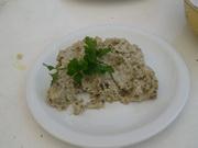 Melitzanosalata – purée d'aubergines