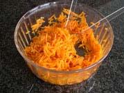 Salata karoto – salade de carottes