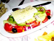Salade grecque – Recette de la Horiatiki salata