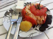 Domades Yemistes – recette grecque des tomates farcies