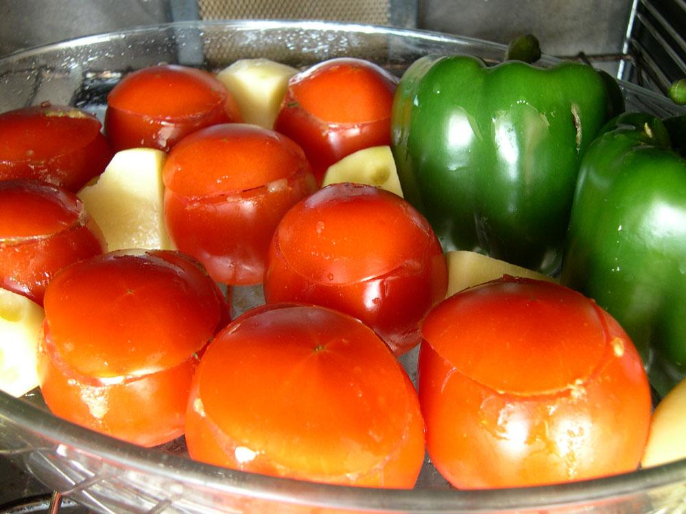 Recette des tomates farcies