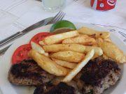 Patates tiganites – pommes de terre frites