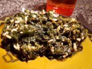 Spanakorizo – riz aux épinards