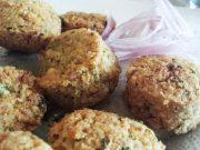 Revithokeftedes – boulettes de pois chiches (falafels)